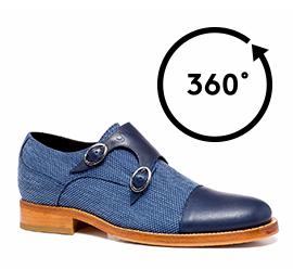 scarpe rialzate Savile Row