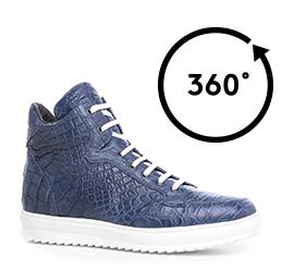 scarpe rialzate NY