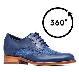 scarpe rialzate dandy