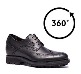 scarpe rialzate King's Road