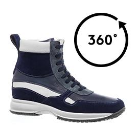 scarpe rialzate Lazio