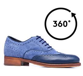 scarpe rialzate leicester