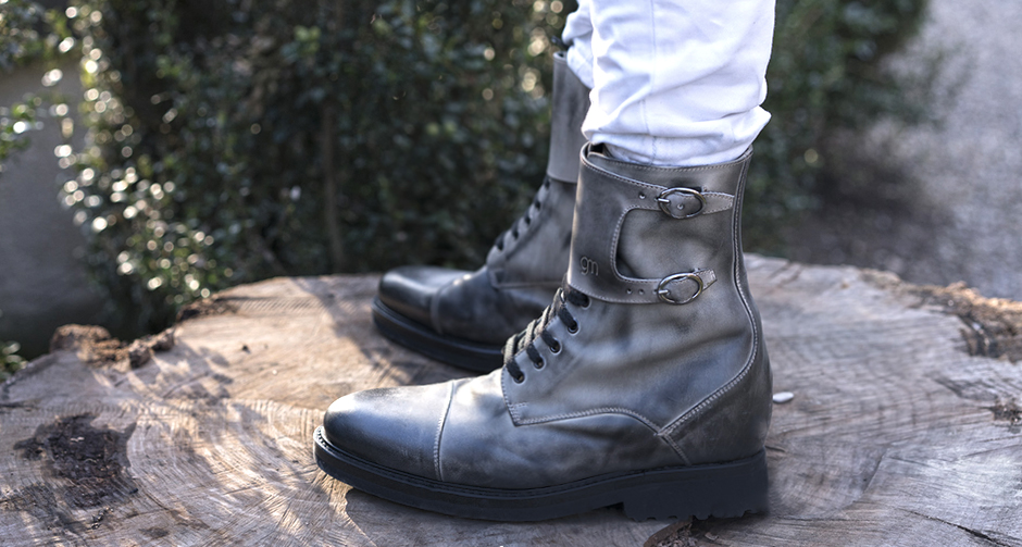 elevated boots