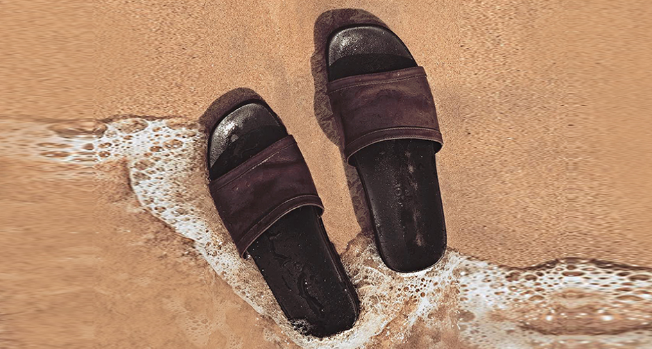 5926a6aa14a Finding the ideal sandals for the beach can often be a struggle for men.  For shorter men it can sometimes be even more difficult. But the good news  is